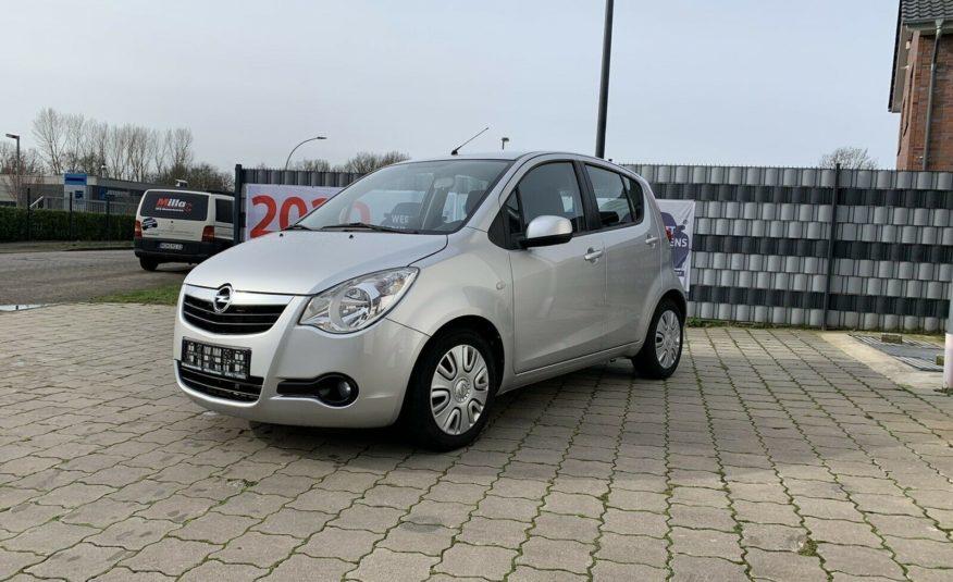 Opel Agila B 1.2 Benzin 1. Hand