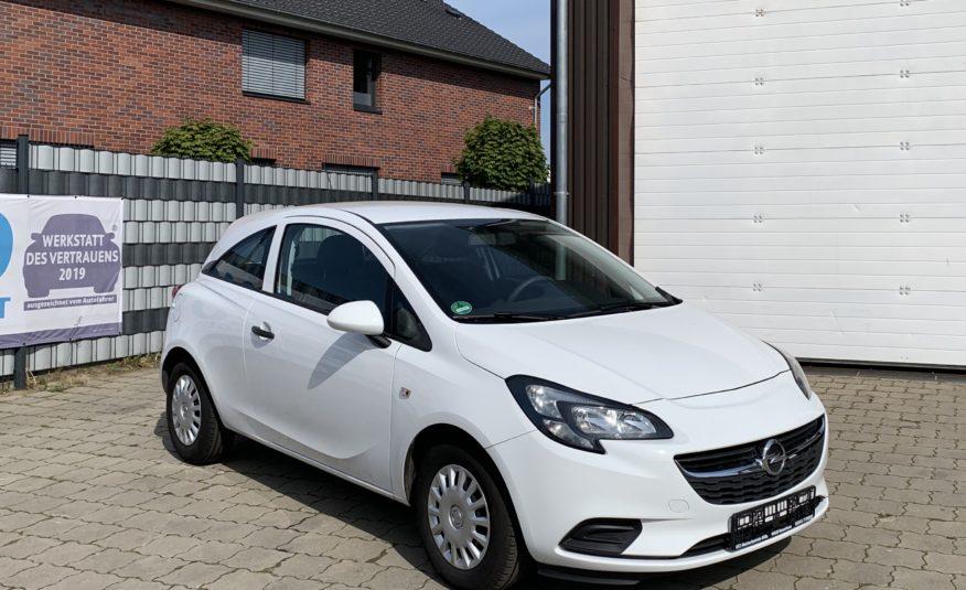 Opel Corsa E 1.2 Benzin EZ: 2016