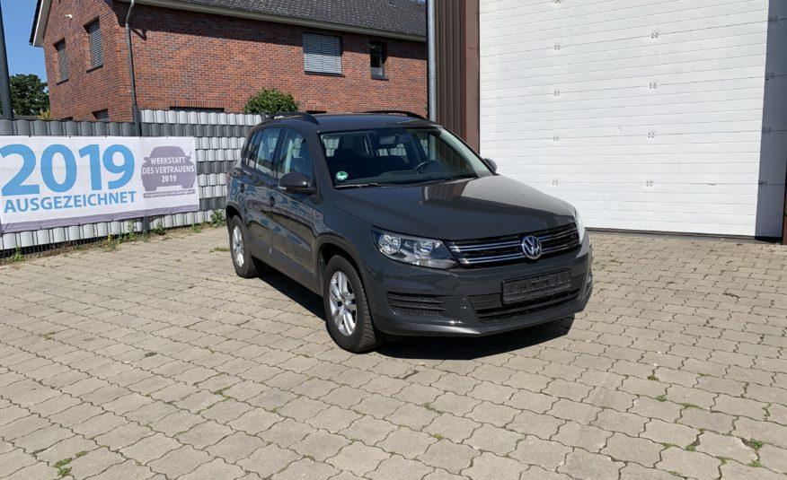 VW Tiguan 1.4 TSI BlueMotion