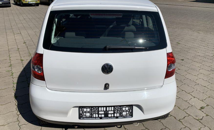 VW Fox 1.2 LPG
